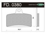 Newfren Pastillas de freno Aprilia RS4 50 / Derbi GPR 50