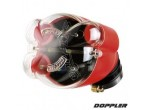 Doppler Filtro Aire Rojo