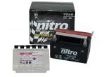 Nitro  Batería YTX7A-BS Sym Mio