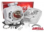 Airsal 50cc Cilindro Kit Peugeot Ludix / Speedfight3 AC / New Vivacity